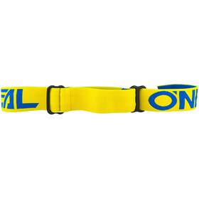 O'Neal B-10 Goggles Kinderen, blauw/geel